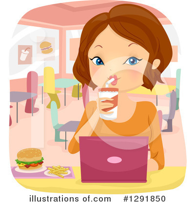 Fast Food Clipart #1291850 by BNP Design Studio