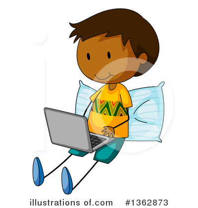 Computer Clipart #1362873 by Graphics RF