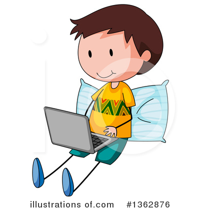 Computer Clipart #1362876 by Graphics RF
