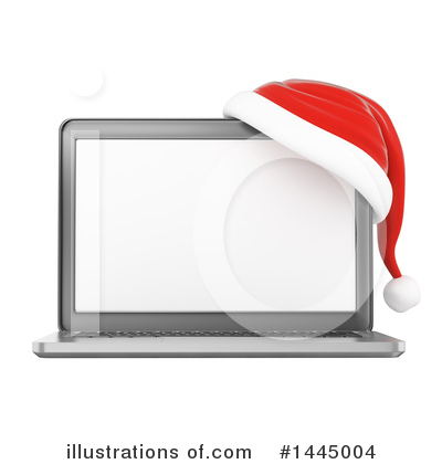 Laptop Clipart #1445004 by Texelart