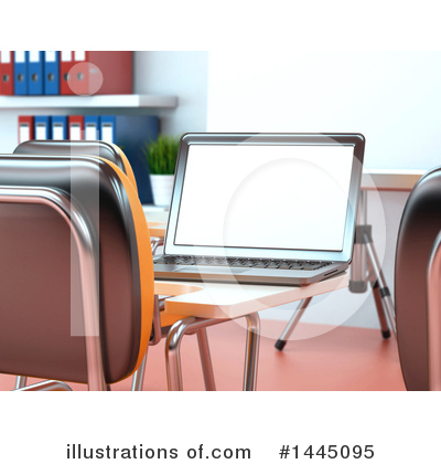 Laptop Clipart #1445095 by Texelart