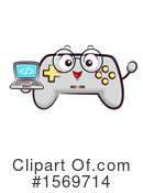 Laptop Clipart #1569714 by BNP Design Studio
