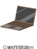 Laptop Clipart #1725028 by Graphics RF