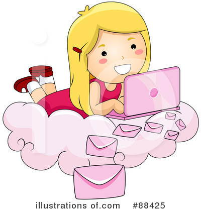 Laptop Clipart #88425 by BNP Design Studio