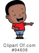 Laughing Clipart #94606 by Cory Thoman