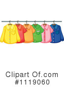 Laundry Clipart #1119060 by Graphics RF