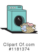 Laundry Clipart #1181374 by Andy Nortnik