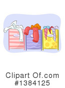 Laundry Clipart #1384125 by BNP Design Studio
