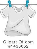 Royalty-Free (RF) Laundry Clipart Illustration #1436052