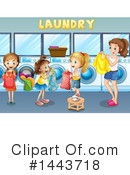Laundry Clipart #1443718 by Graphics RF