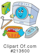 Laundry Clipart #213600 by visekart