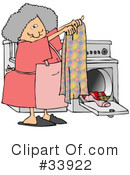 Laundry Clipart #33922 by djart
