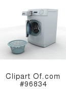Laundry Clipart #96834 by KJ Pargeter