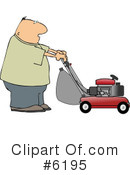 Royalty-Free (RF) lawn Clipart Illustration #6195