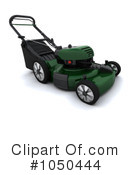 Lawn Mower Clipart #1050444 by KJ Pargeter