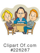 Lawyers Clipart #226287 by BNP Design Studio
