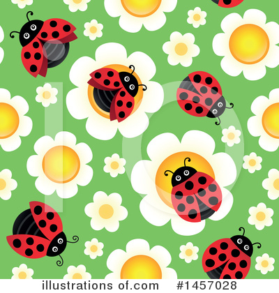 Daisy Clipart #1457028 by visekart