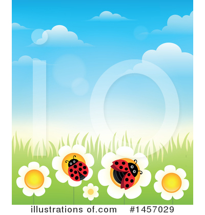 Daisy Clipart #1457029 by visekart