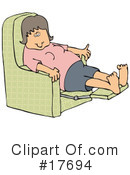 Lazy Clipart #17694
