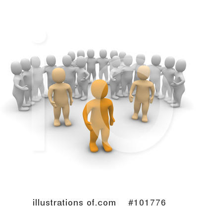 Leadership Clipart #101776 by Jiri Moucka