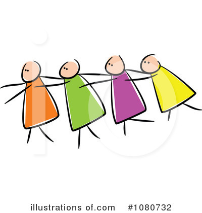 Royalty-Free (RF) Leadership Clipart Illustration by Prawny - Stock Sample #1080732