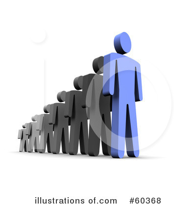 Leadership Clipart #60368 by Jiri Moucka