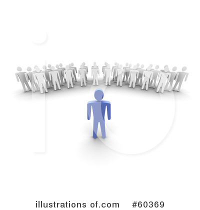 Leadership Clipart #60369 by Jiri Moucka