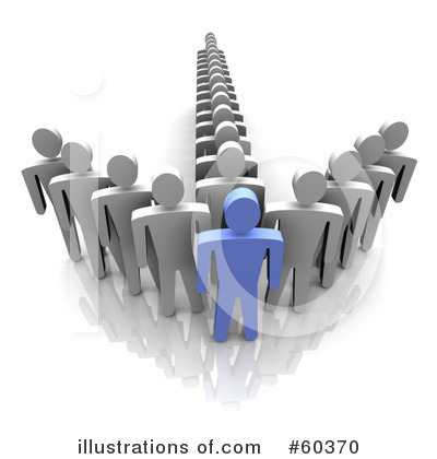Leadership Clipart #60370 by Jiri Moucka