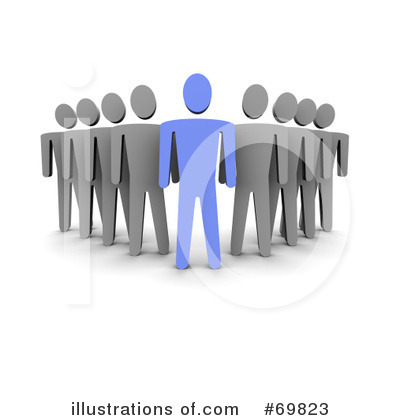 Leadership Clipart #69823 by Jiri Moucka