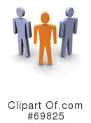 Leadership Clipart #69825 by Jiri Moucka