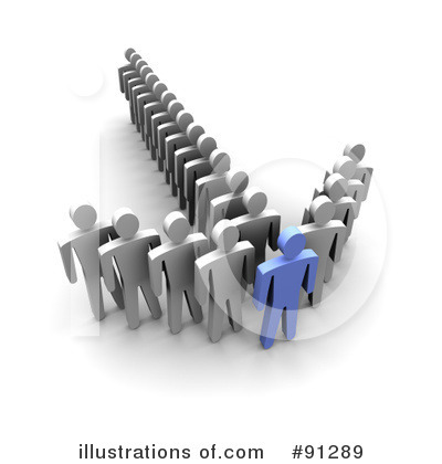 Leadership Clipart #91289 by Jiri Moucka