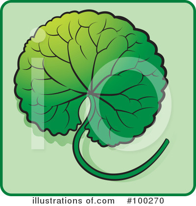 Leaf Clipart #100270 by Lal Perera