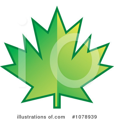 Maple Leaf Clipart #1078939 by Lal Perera