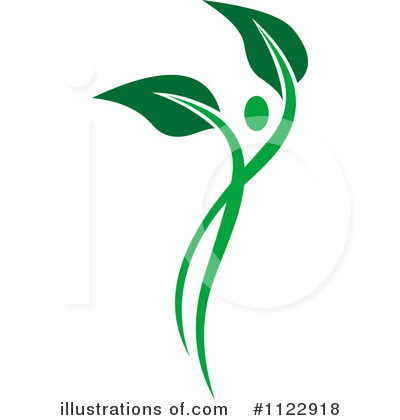 Leaves Clipart #1122918 by Vector Tradition SM