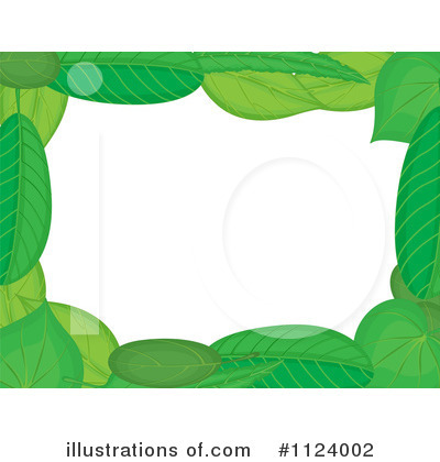 Leaves Clipart #1124002 by Graphics RF