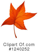 Leaf Clipart #1240252 by Graphics RF