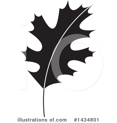 Maple Leaf Clipart #1434801 by Lal Perera