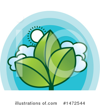 Leaves Clipart #1472544 by Lal Perera