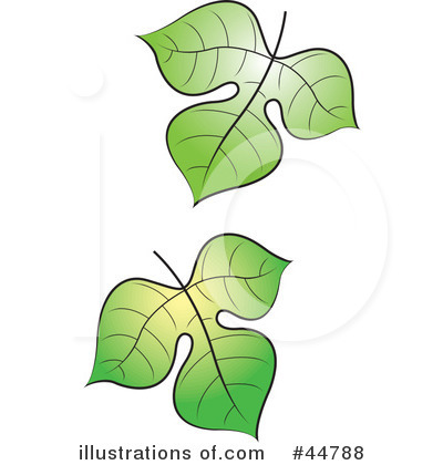 Leaf Clipart #44788 by Lal Perera