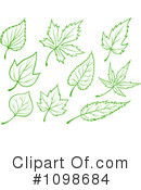 Leaves Clipart #1098684