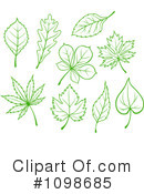 Leaves Clipart #1098685