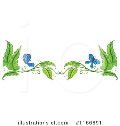 Butterfly Clipart #1166891 by Graphics RF