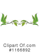 Royalty-Free (RF) leaves Clipart Illustration #1166892