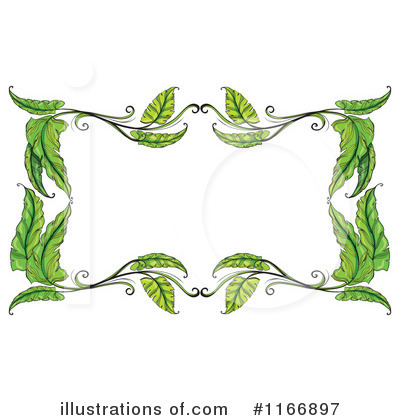 Royalty-Free (RF) Leaves Clipart Illustration by Graphics RF - Stock Sample #1166897