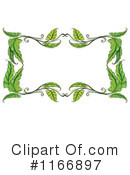 Royalty-Free (RF) Leaves Clipart Illustration #1166897