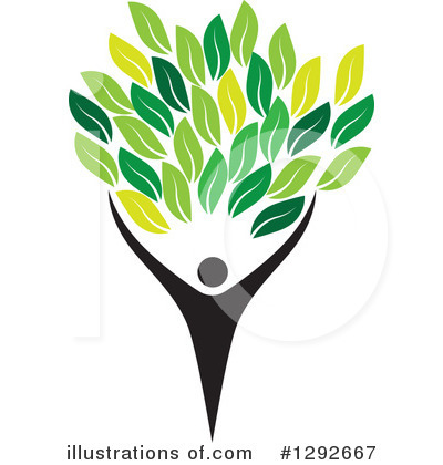 Leaves Clipart #1292667 by ColorMagic