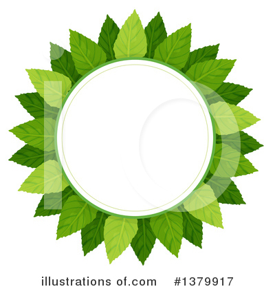 Leaves Clipart #1379917 by Graphics RF