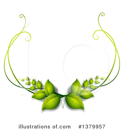 Wreath Clipart #1379957 by Graphics RF