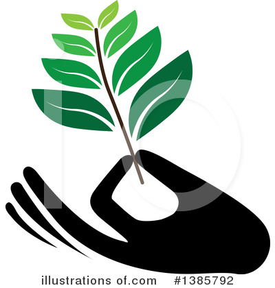 Hand Clipart #1385792 by ColorMagic