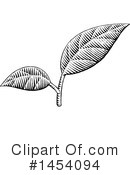 Leaves Clipart #1454094 by cidepix
